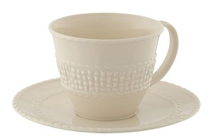 Galway Weave Cup and Saucer
