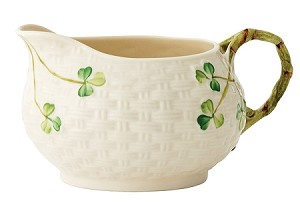Shamrock Cream Jug
