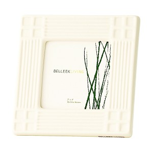"Belleek Inspired 3"" x 3"" Frame"