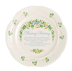 Marriage Blessing Plate