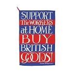 Support our Workers Tea Towel