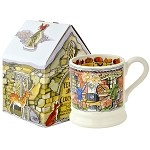Year in the Country Halloween 1/2 Pint Mug Boxed