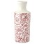 Pink Wallpaper Ink Vase