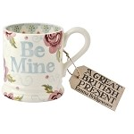 Rose & Bee Be Mine 1/2 PInt Mug
