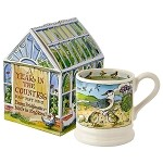 Year in the Country Seaside Landscape 1/2 Pint Mug