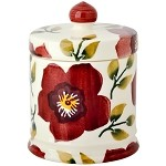 Christmas Rose Small Lidded Candle Boxed