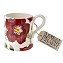 Christmas Rose Christmas Rose 0.5 Pint Mug