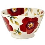 Christmas Rose Old Bowl