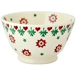 Christmas Joy Old Bowl