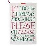 Christmas Toast Tea Towel
