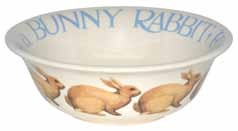 Bunny Rabbit Cereal Bowl