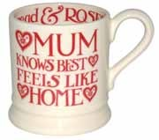 Mother's Day ½ Pint Mug