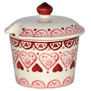 Sampler Sugar Pot