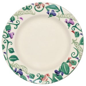 Sweet Pea Side Plate
