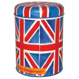 Union Jack Round Caddy