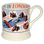 Colourful London 1/2 Pint Mug