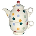 Polka Dot Tea For Me