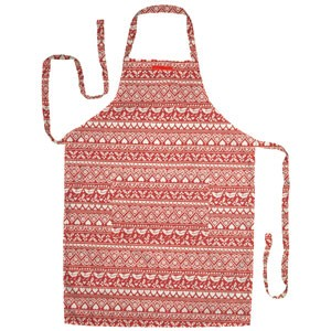 Red Joy Apron