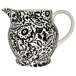 Black Wallpaper 6 Pint Jug