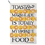 Toast and Marmalade Tea Towel