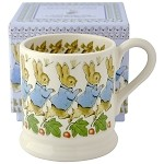 Peter Rabbit 1/2 Pint Mug Boxed