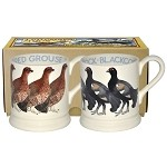 Game Birds Set/2 1/2 Pint Mugs