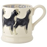 Border Collie 1/2 Pint Mug