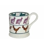 Chicken Run 1/2 Pint Mug