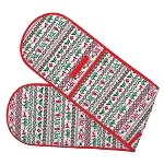 Christmas Joy Oven Glove