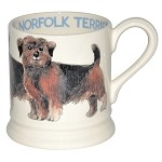 Norfolk Terrier 1/2 Pint Mug