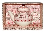 Sampler Four Cup Teapot (Boxed)