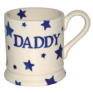 Starry Skies Daddy 1/2 Pint Mug