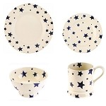 Starry Skies Place Setting