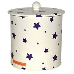 Starry Skies Biscuit Barrel