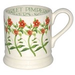 Scarlet Pimpernal ½ Pint Mug