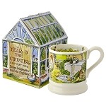 Year in the Country Chicken Landscape 1/2 Pint Mug Boxed