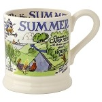 Year in the Country Summer 1/2 Pt Mug Boxed Retired