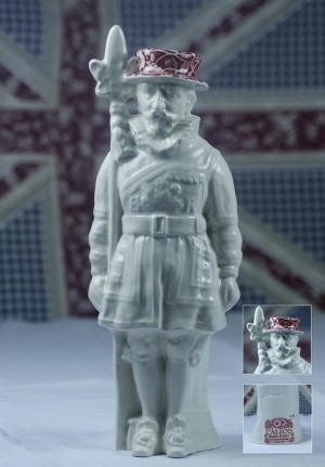 Beefeater Collectable Figure