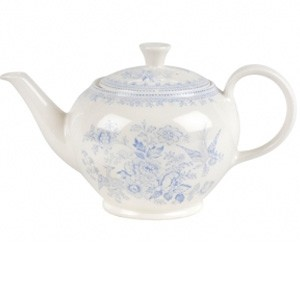 Asiatic Pheasant Large Teapot