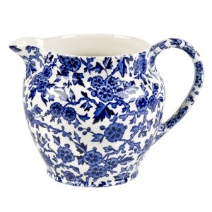 Blue Arden Dutch Jug 2 Pint