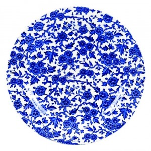 "Blue Arden Lunch Plate 8.5"" Current Pattern"