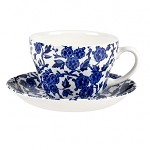 Blue Arden Breakfast Cup & Saucer