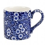 Blue Calico Large Mug