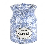 Burgess Chintz Storage Jar Coffee