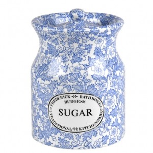 Burgess Chintz Storage Jar Sugar