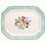 Coronation Meadow Rectangular Dish