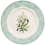 Coronation Meadow Tea Plate Daisy