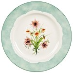 Coronation Meadow Tea Plate Knapweed