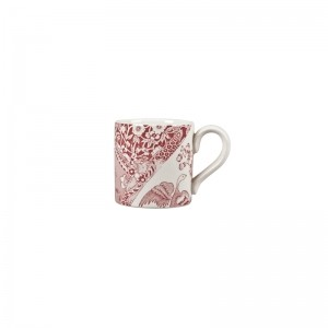 Engravers Collection Pink Half Pint Mug