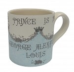 Burleigh Royal Baby 1/2 Pint Mug